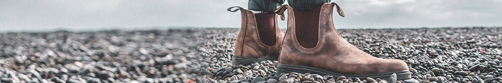 Blundstone safety-shoes--boots