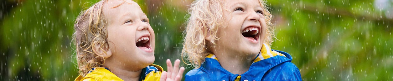 De Bébés rainwear