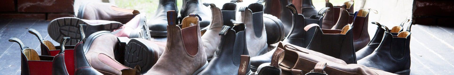 Blundstone shoe-care