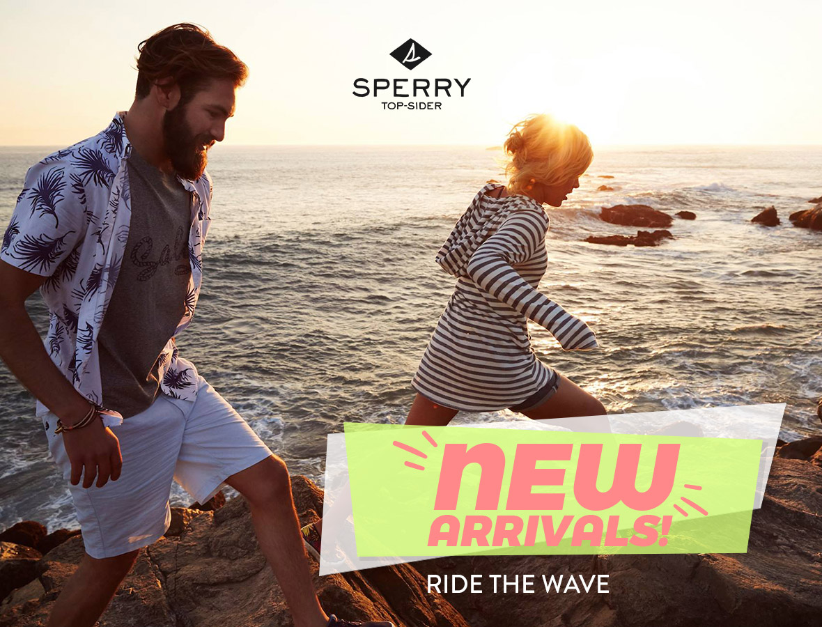 Sperry - Ride The Wave