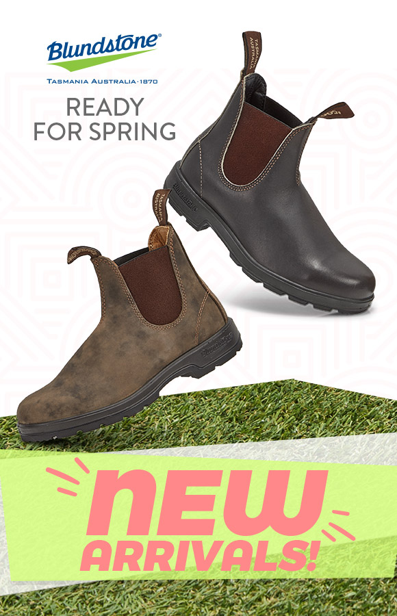 Blundstone - Ready For Spring