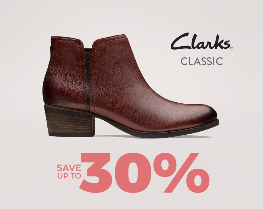 Clarks - Boots - Save up to 30%