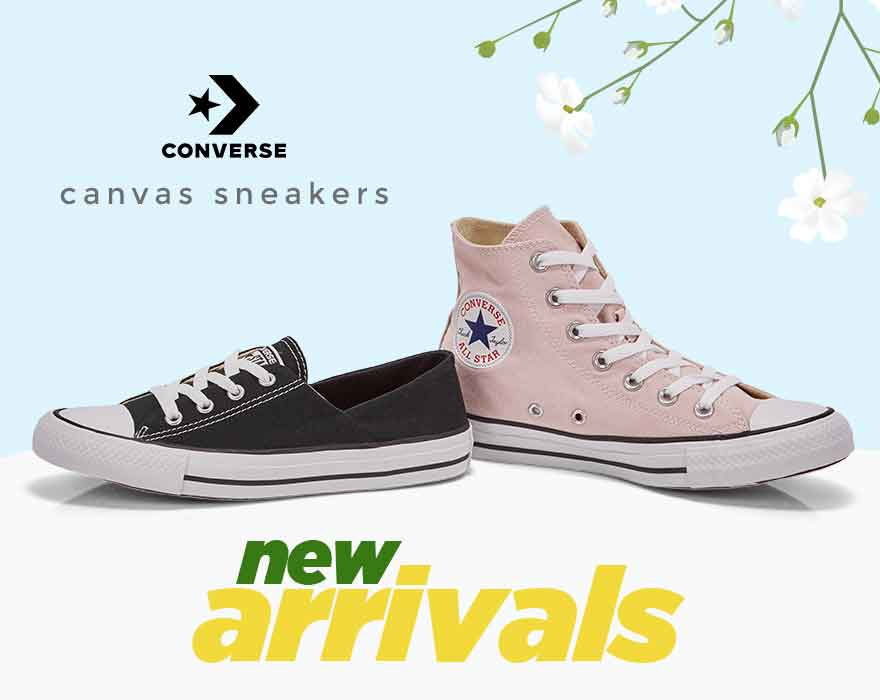 Converse - Canvas Sneakers