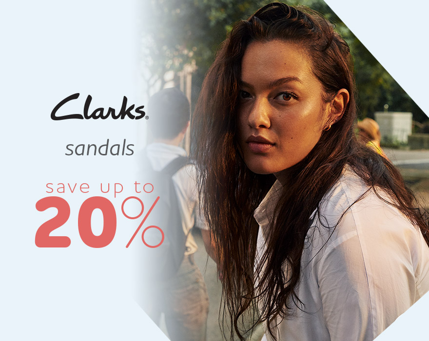 Sandals - Save up to 20%