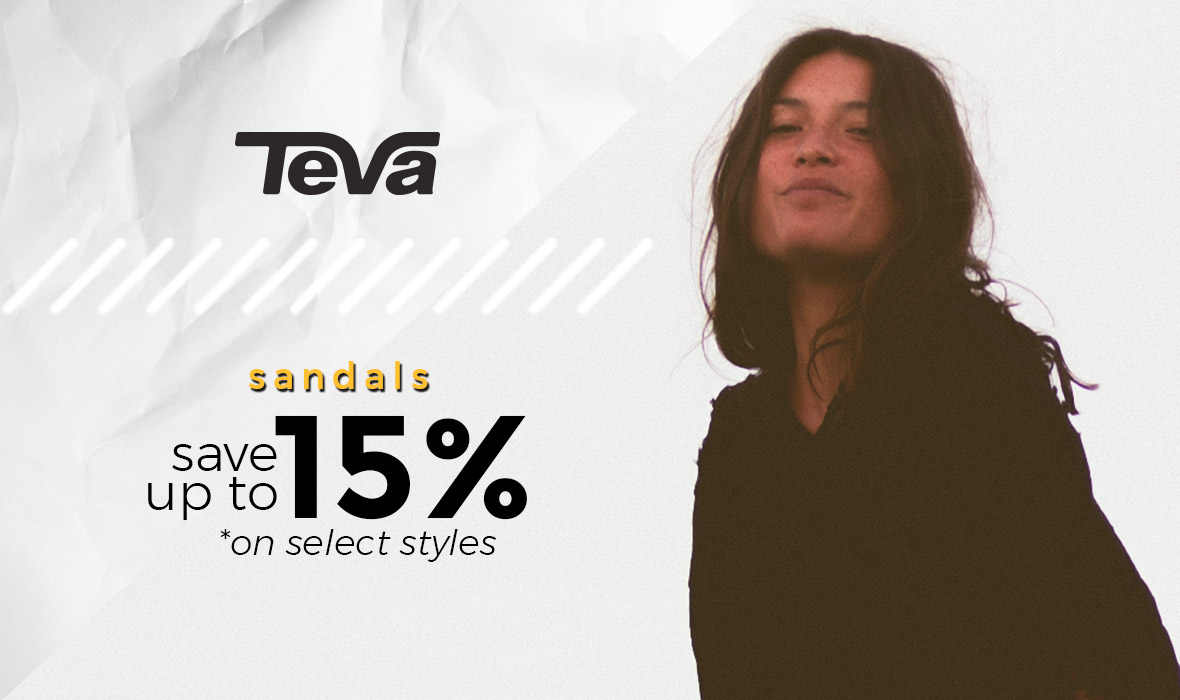 Save up to 15%* on select styles