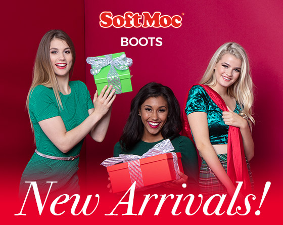 SoftMoc Boots - New Arrivals