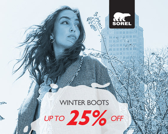 Sorel - Winter Boots - Up to 25%
