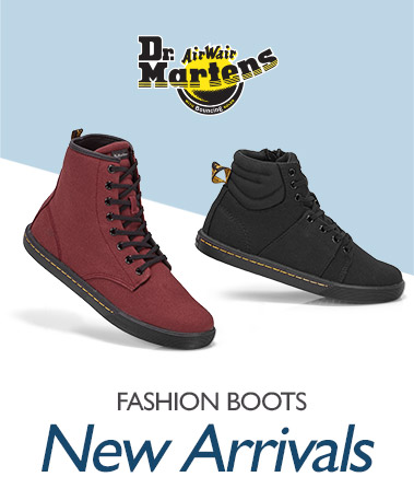Dr. Martens - Fashion Boots - New Arrivals