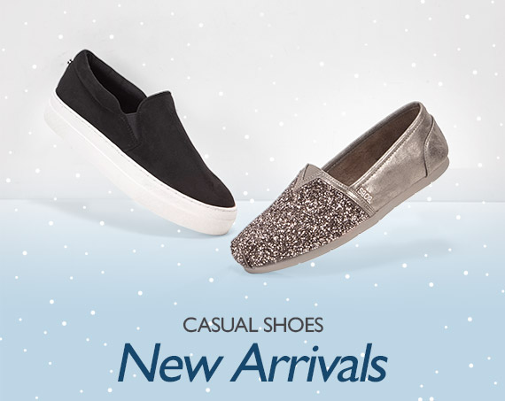 Casual Shoes - New Arrivals