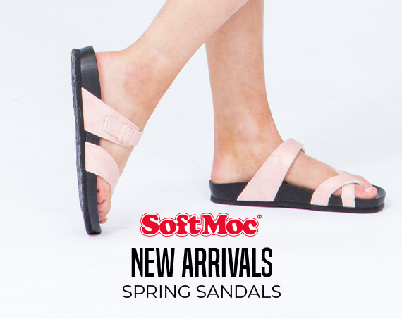 SoftMoc - Spring Sandals - New Arrivals