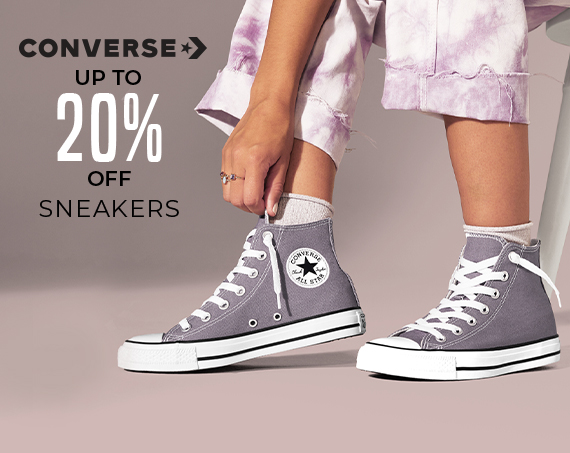 Converse -Sneakers - Up to 20% Off