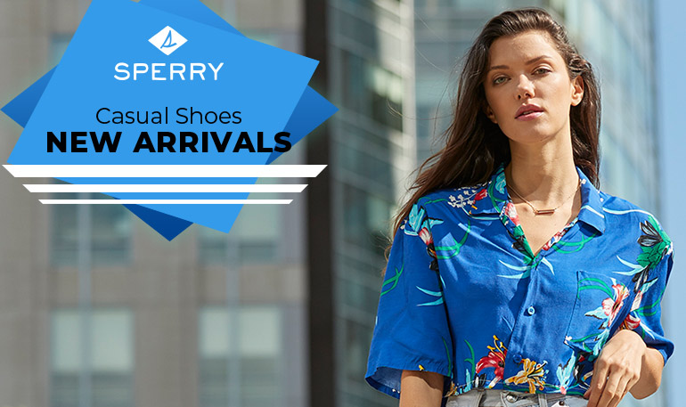 Sperry - Casual Shoes - New Arrivals
