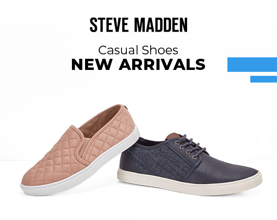 Steve Madden - Casual Shoes - New Arrivals