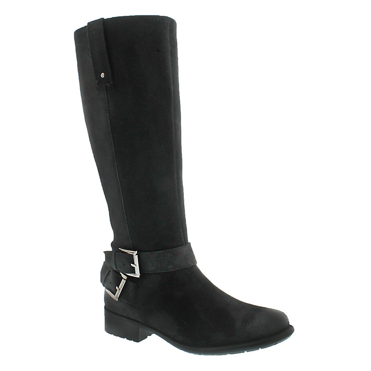 Lds Plaza Steer black tall riding boot