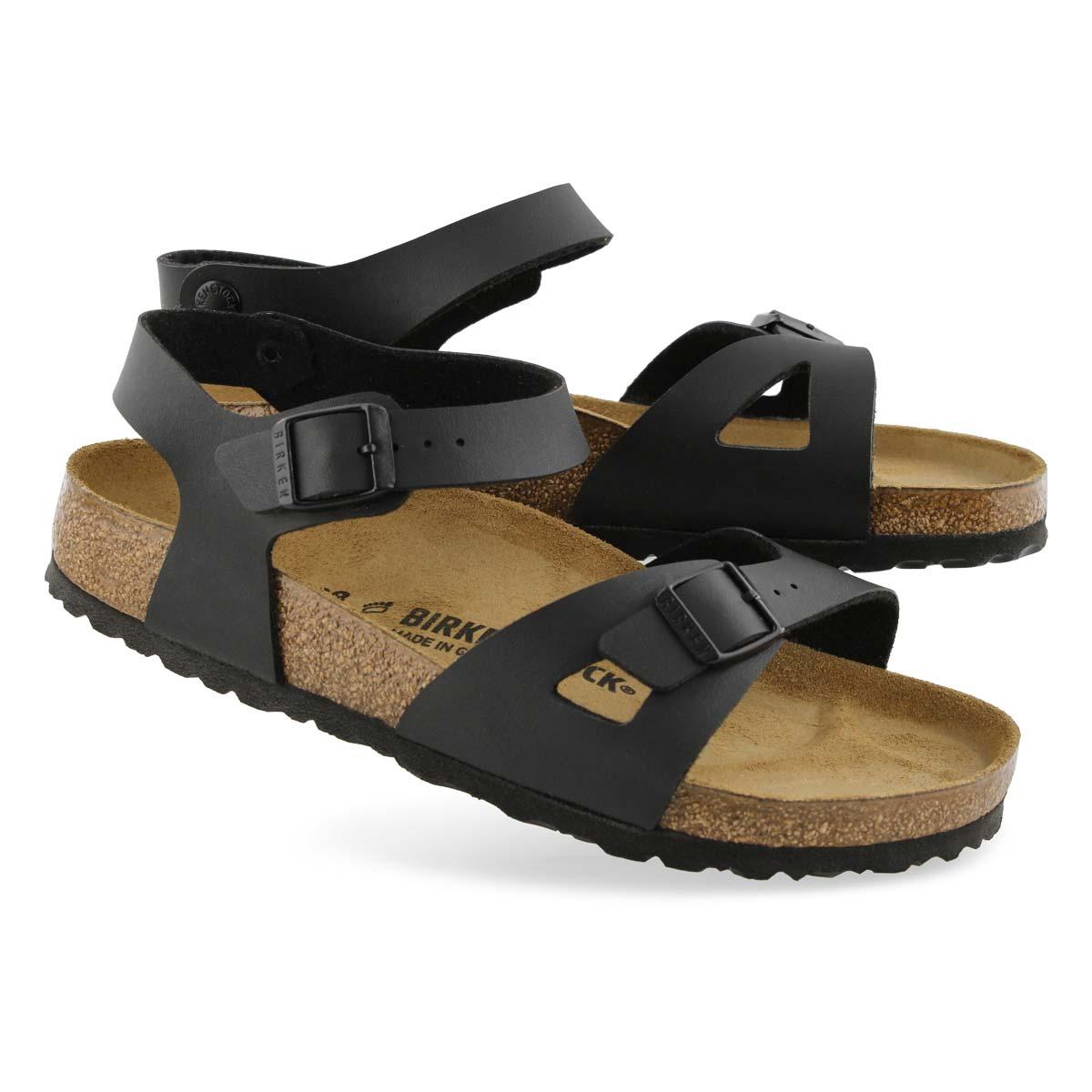 Lds Rio BF black sandal