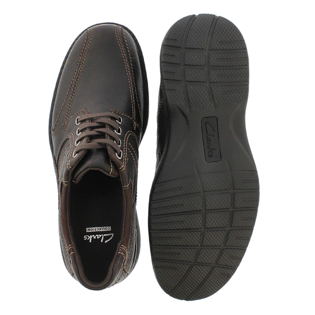 Mns Sherwin Limit brown leather oxford