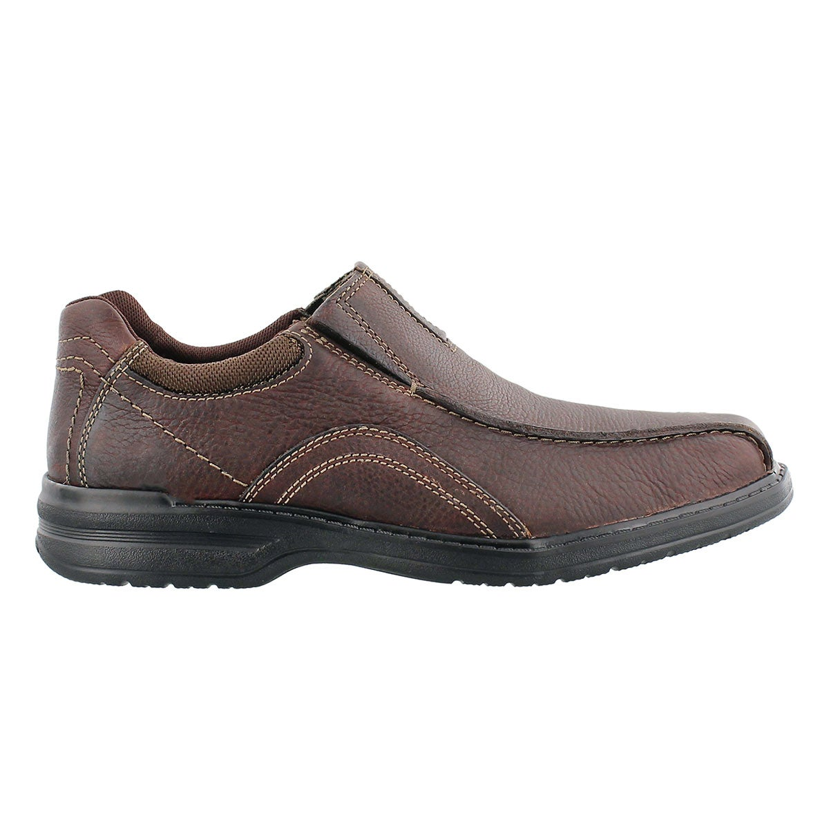 Mns Sherwin Time brown slip on casual