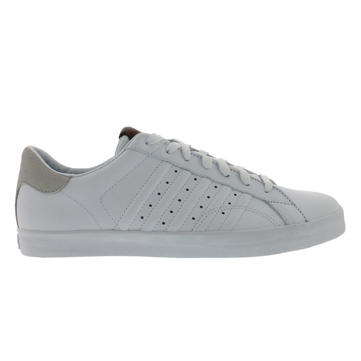 Mns Belmont Premium white sneaker
