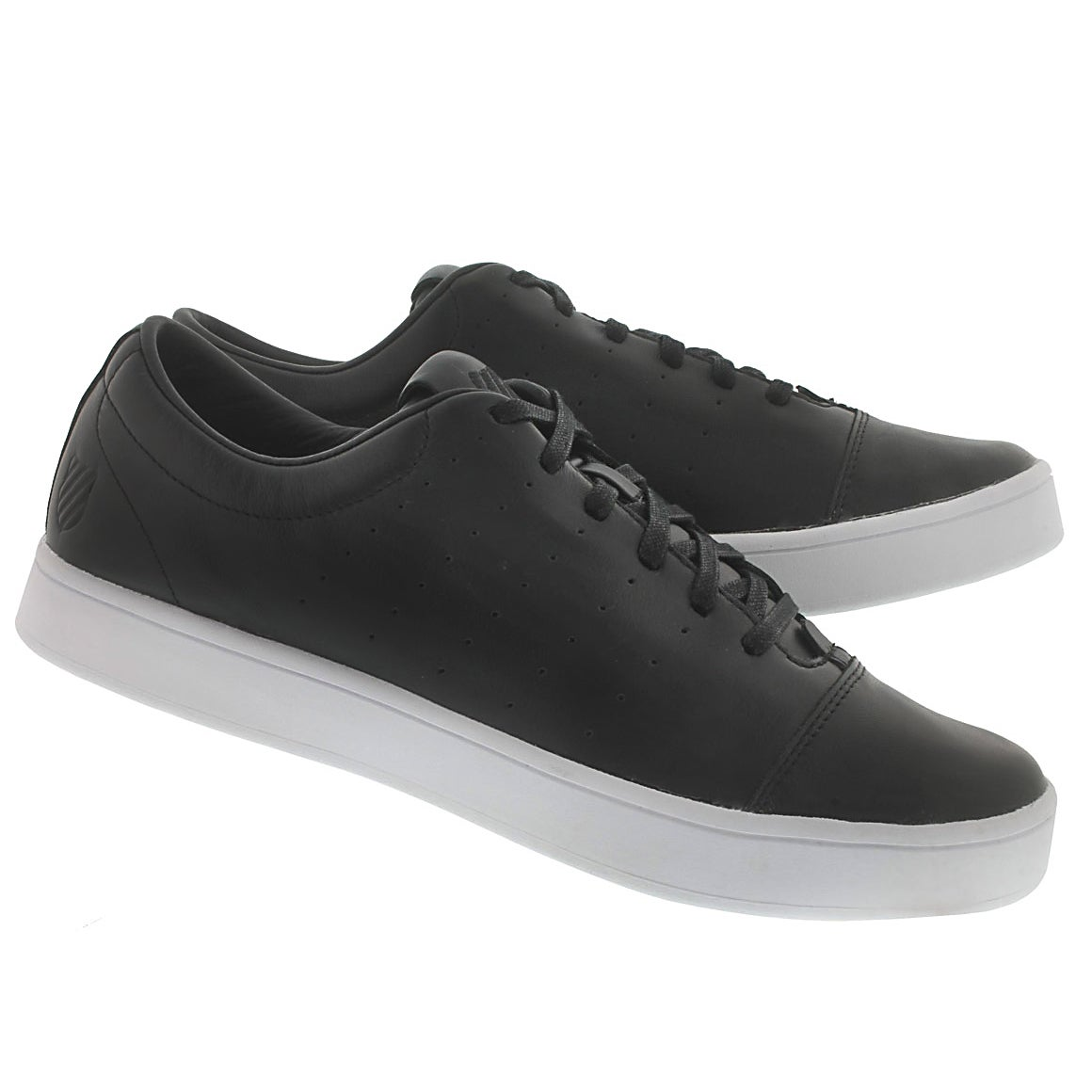 Mns Washburn black fashion sneaker