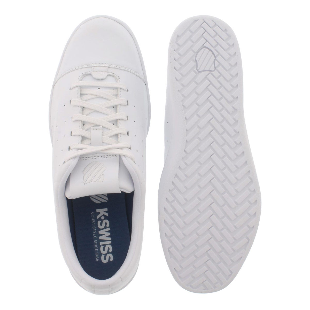 Mns Washburn white fashion sneaker