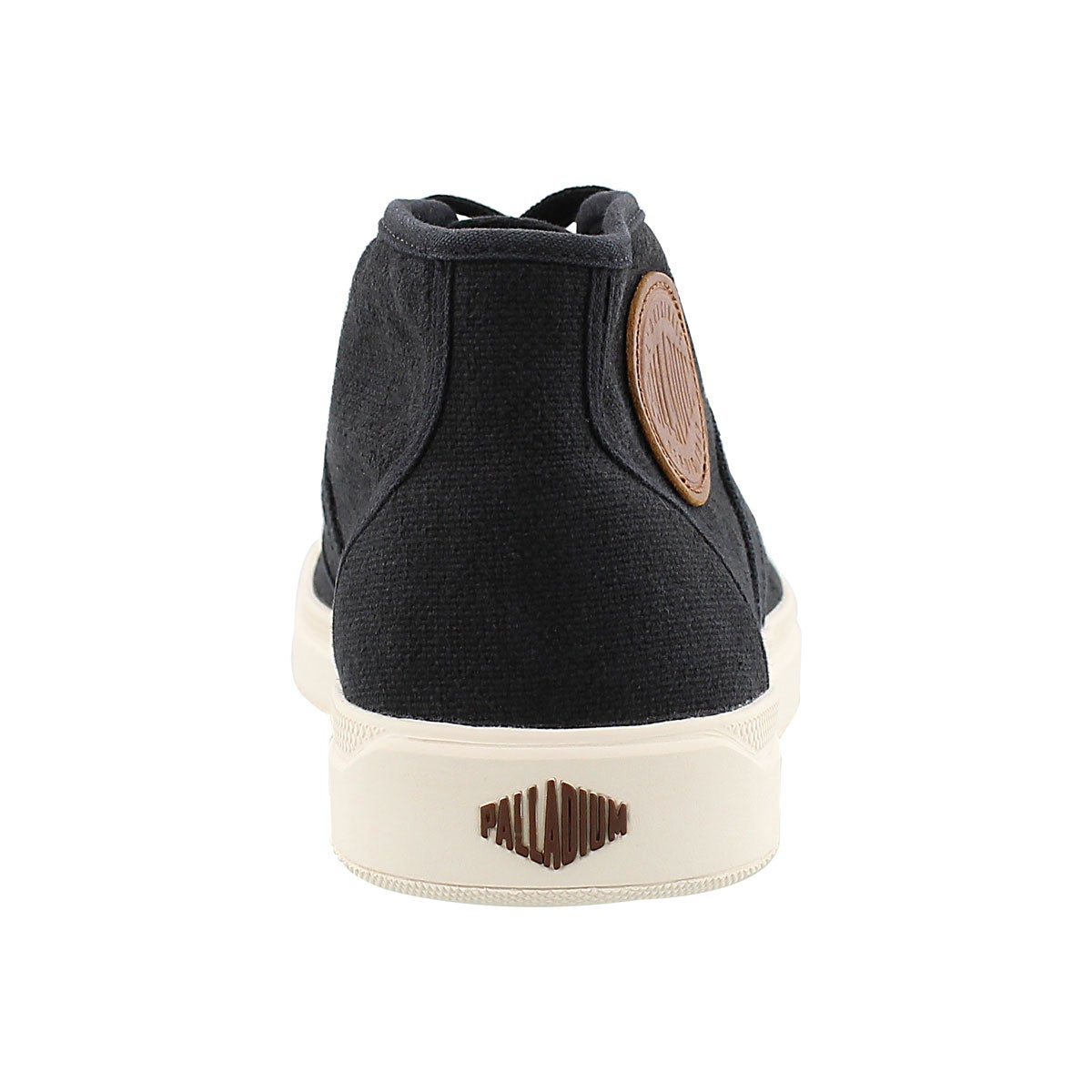 Mns Pallarue Mid black sneaker