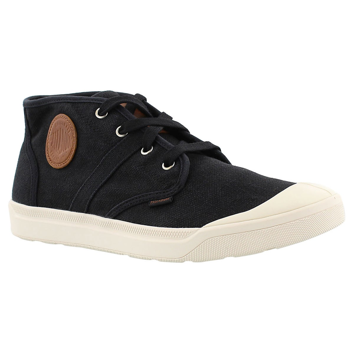 Men's PALLARUE MID black sneakers