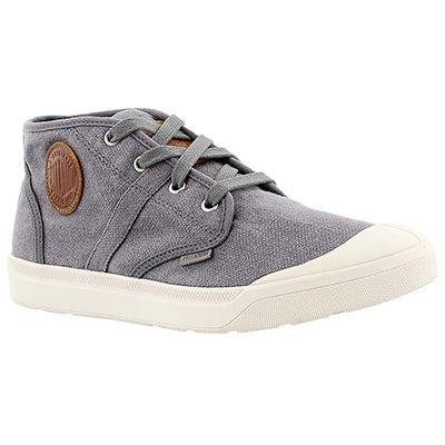 Palladium Men's PALLARUE MID castlerock sneakers