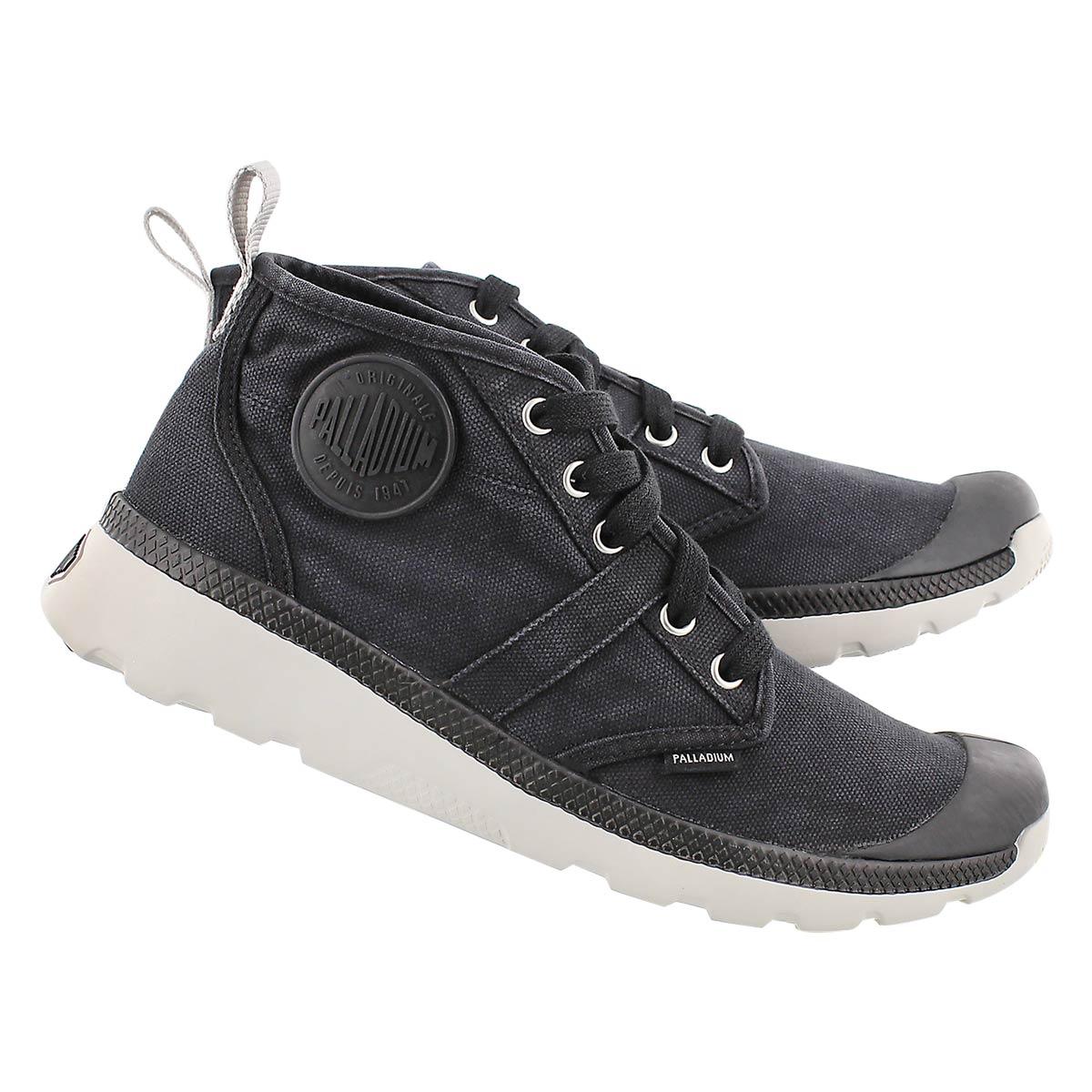 Mns Pallaville Hi blk/wnd chme sneaker