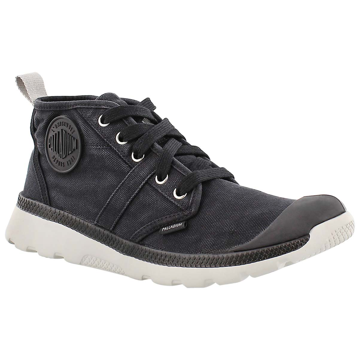 Men's PALLAVILLE HI black/wnd chme sneakers