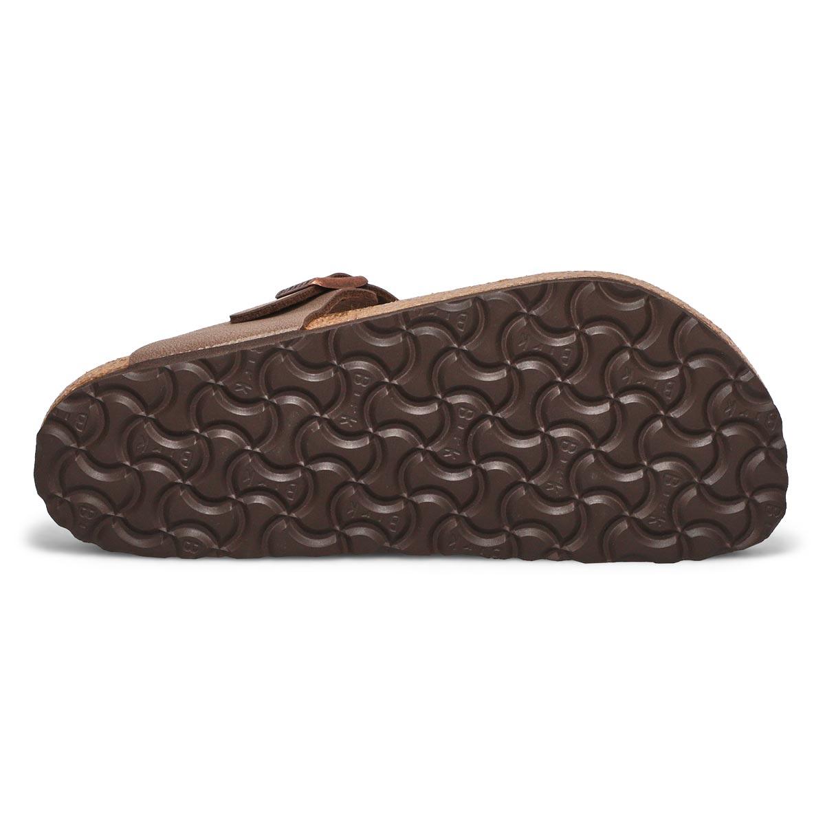 Lds Gizeh mocha thong sandal