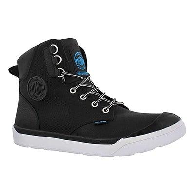 Mns Pallarue Hi Cuff blk wtpf ankle boot