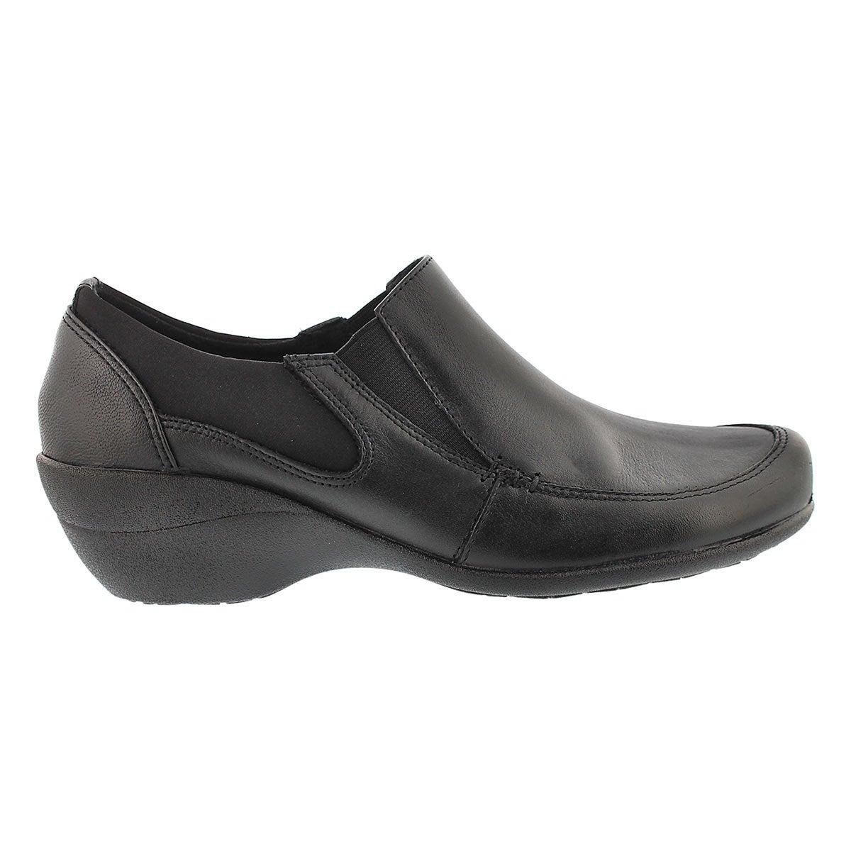 Chaussures hab. Jessa Kana, noir, fem