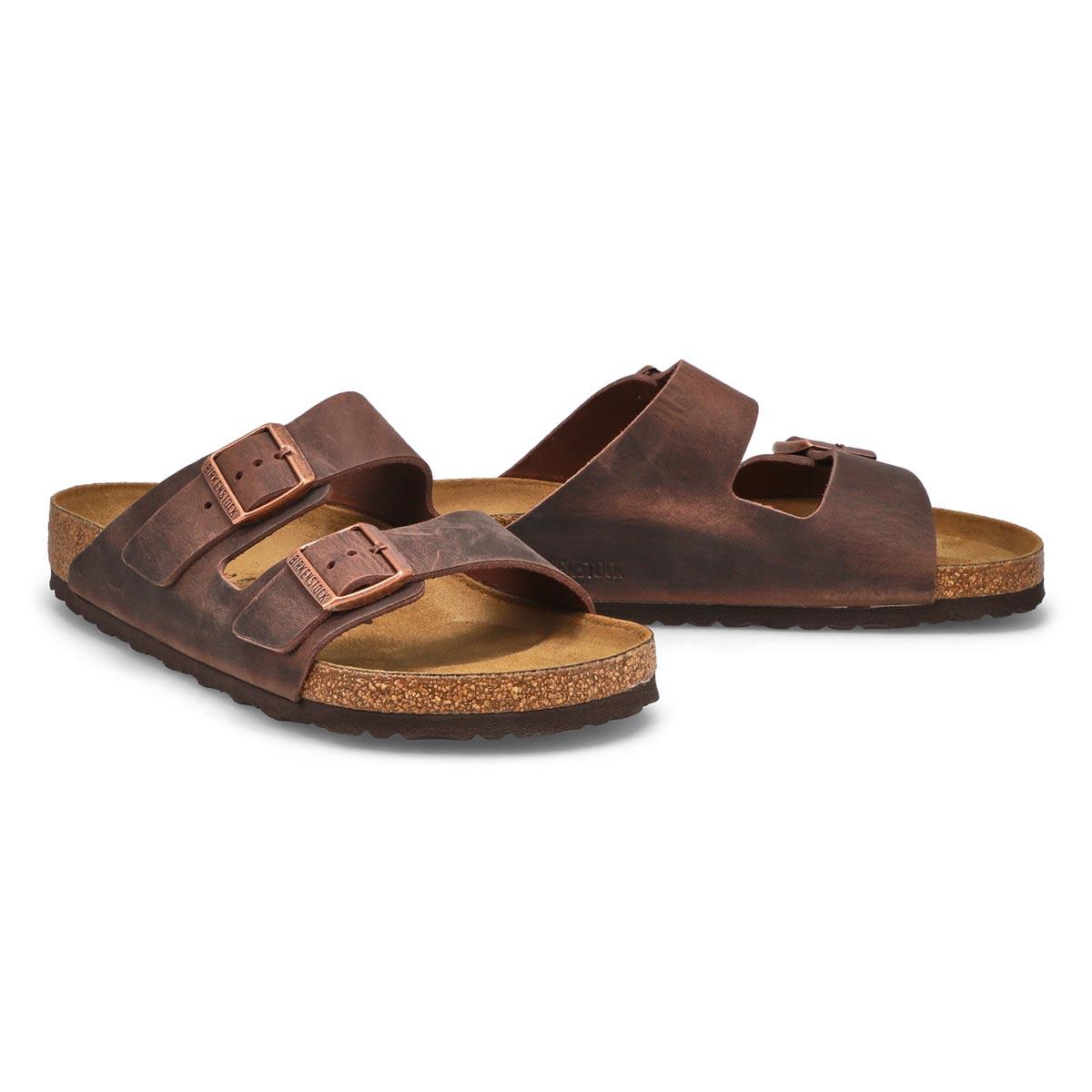 Mns Arizona habana 2 strap sandal