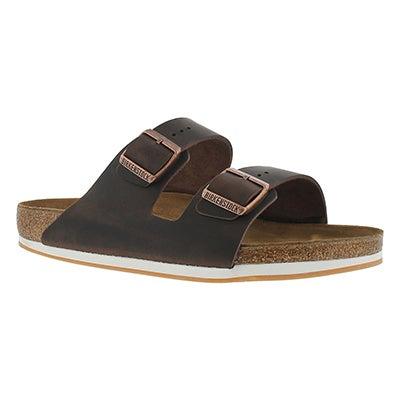 Birkenstock Men's ARIZONA habana 2 strap sandals