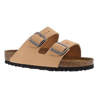 Birkenstock Sandales à assise souple ARIZONA, sable, femmes