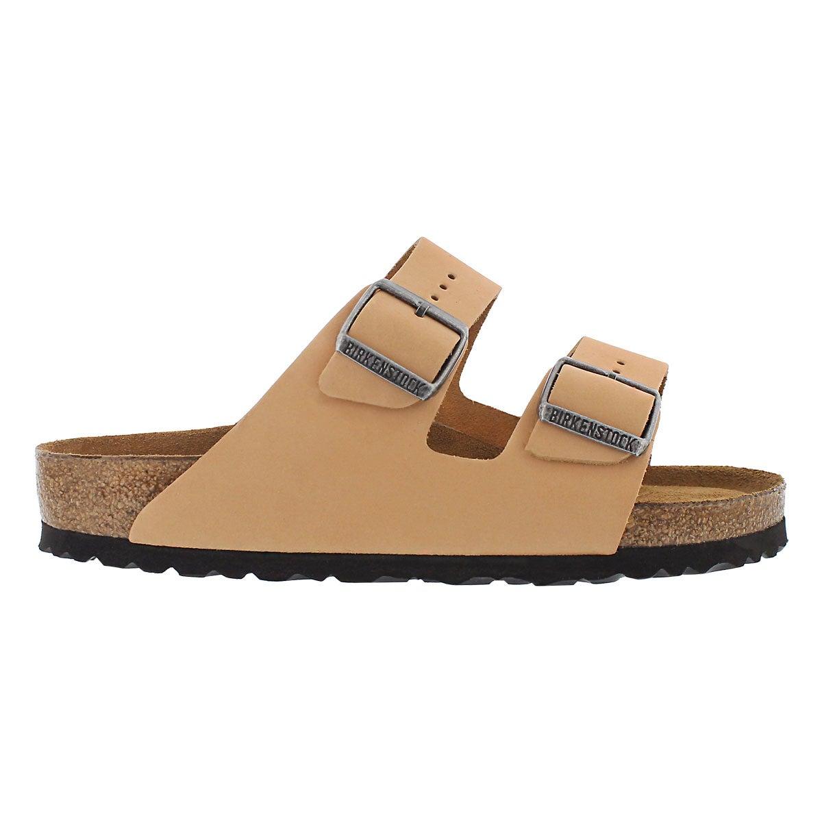 Sandale � assise spl Arizona, sable, fem