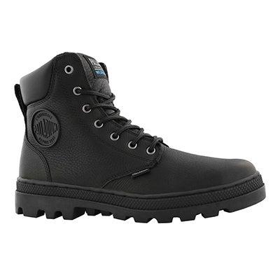 Mns Pallabosse SC WP blk wtpf ankle boot
