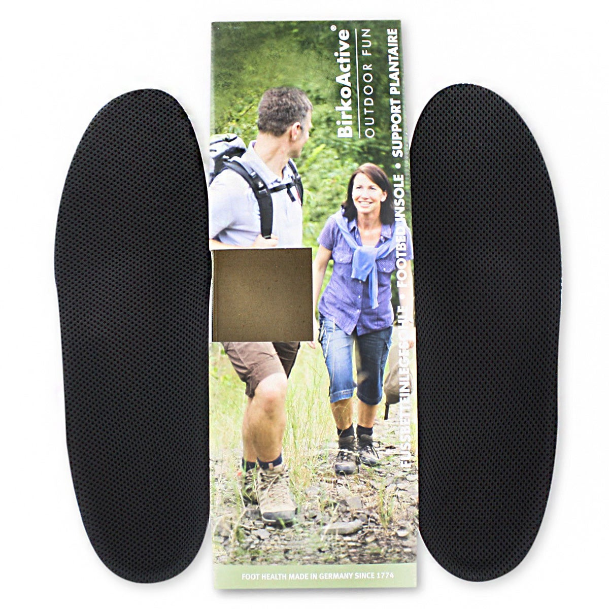 Semelles assises plantaires OUTDOOR FUN, hommes