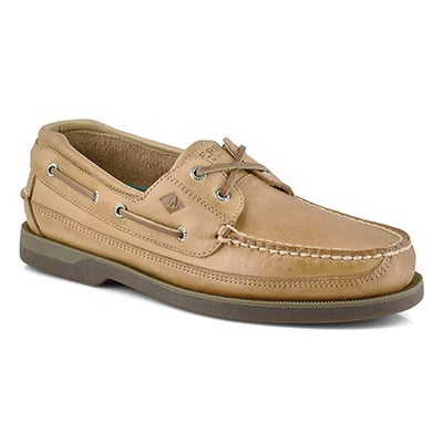 Sperry Men's MAKO beige 2-Eye boat shoes