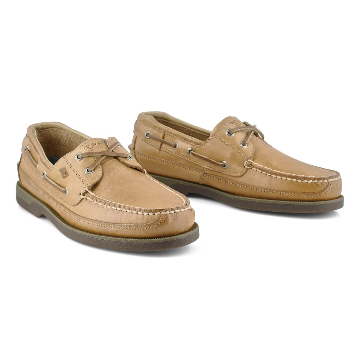 Mns Mako 2-eye Canoe Moc oak boat shoe