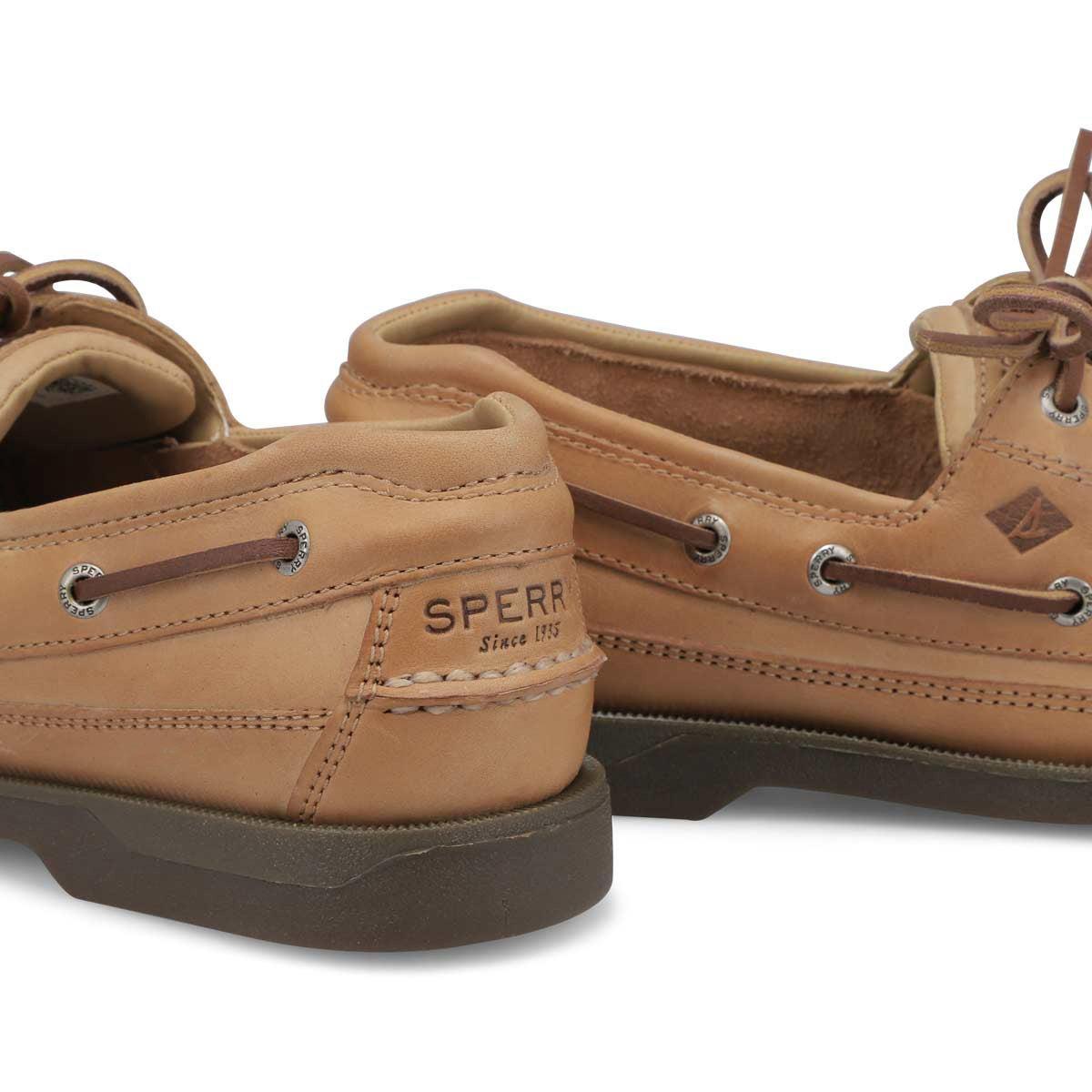 Mns Mako 2-eye Canoe Moc oak boat shoe
