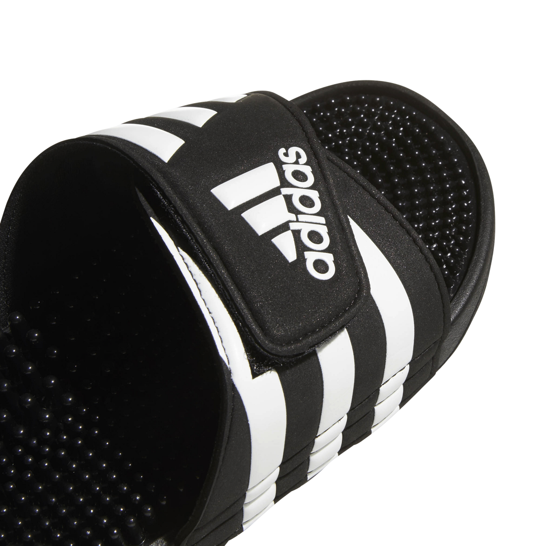 Mns Adissage black/white slide sandal