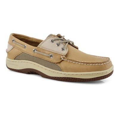 Mns Billfish tan/bge boat shoe