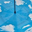 BelAmi blue sky reversible umbrella