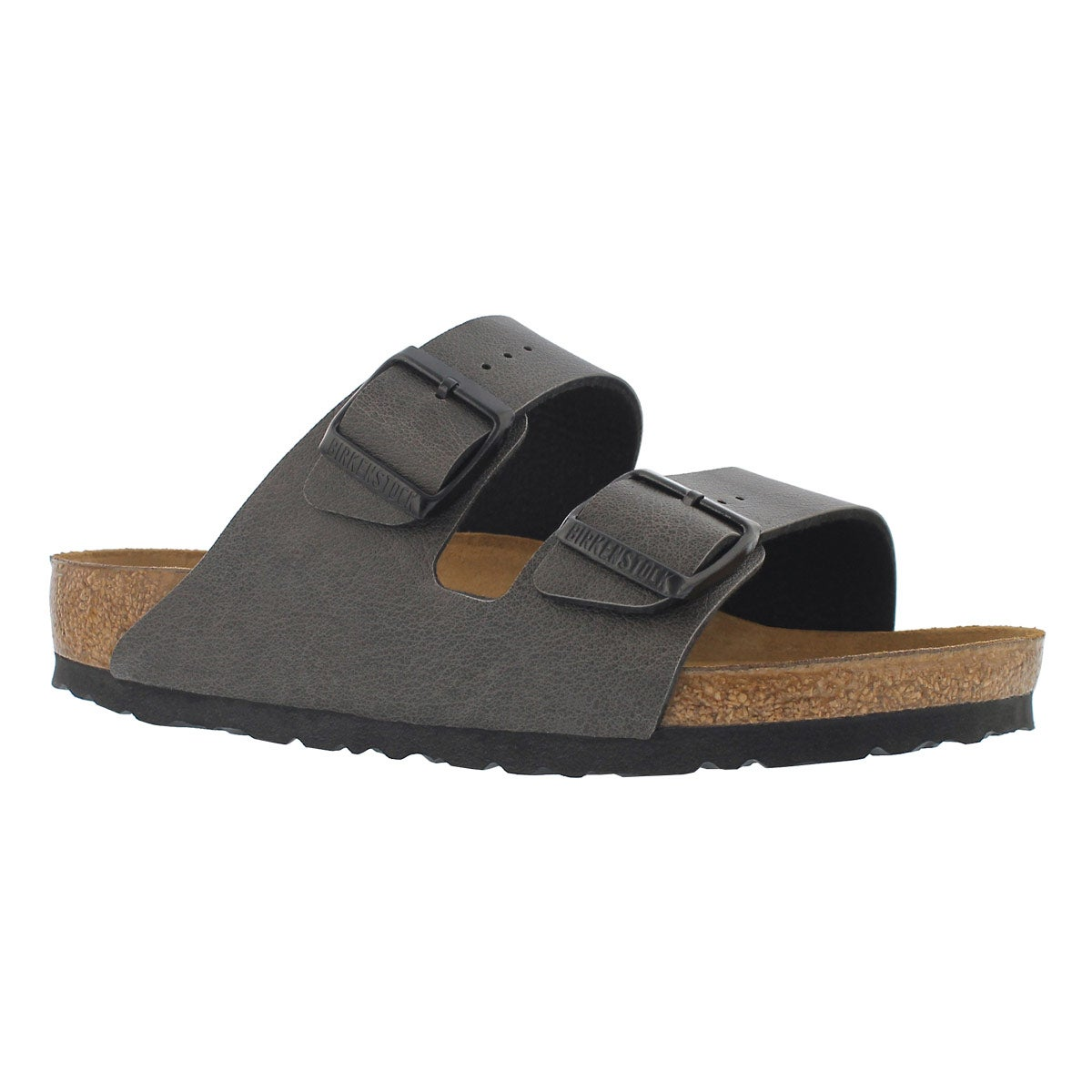 Women's ARIZONA anthracite BF 2 strap sandals