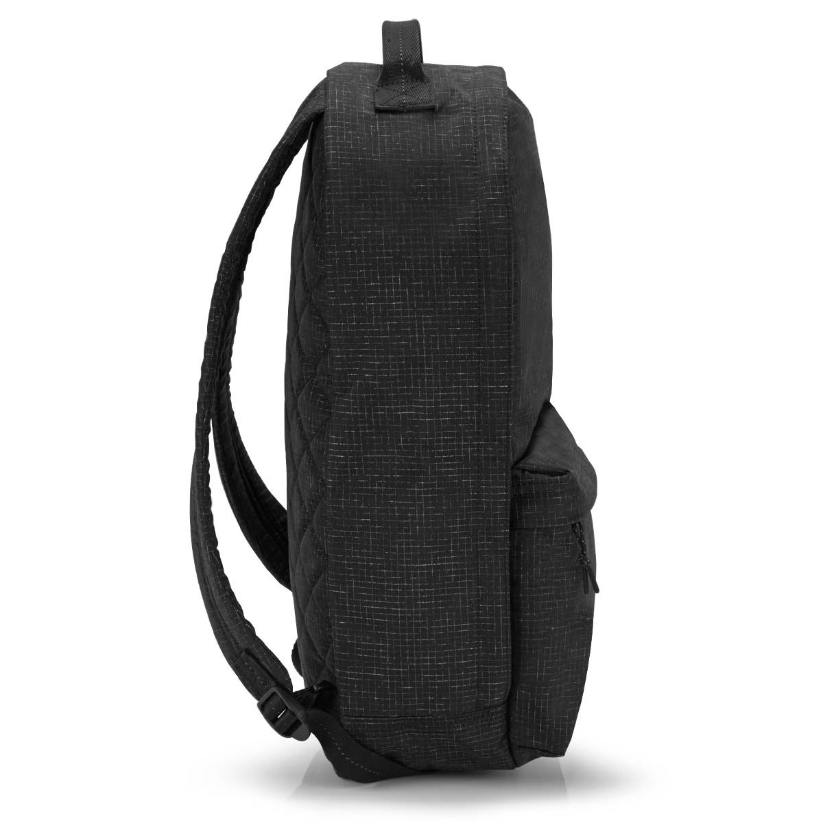 Unisex Essentials blk space dye backpack