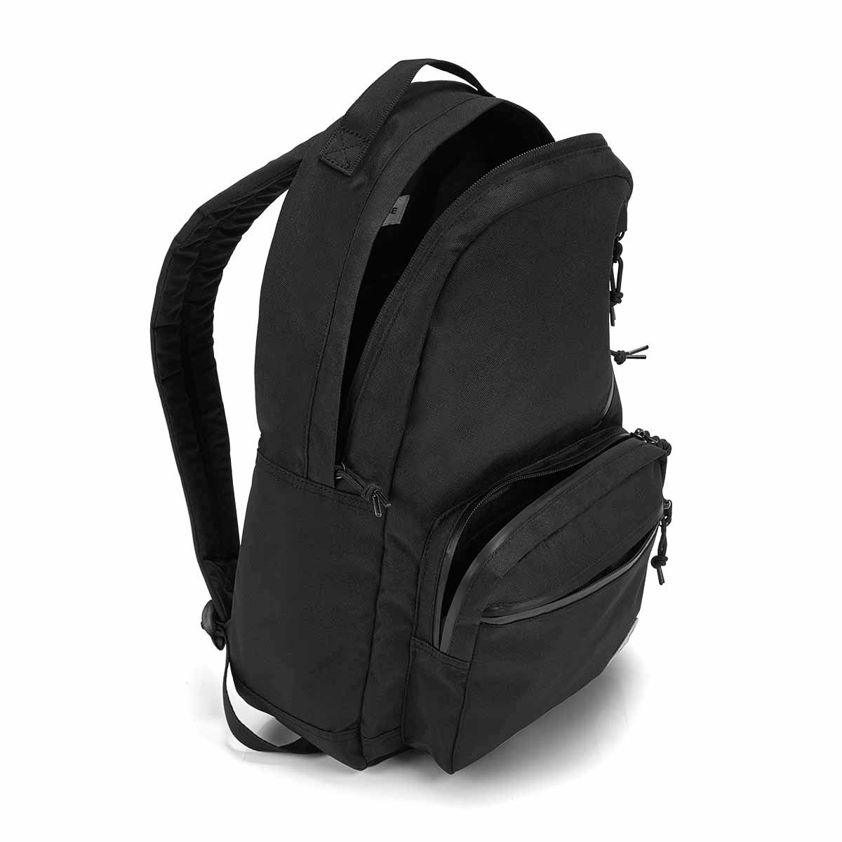 Unisex The GO black backpack