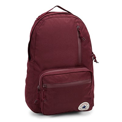 Unisex The GO dark sangria backpack