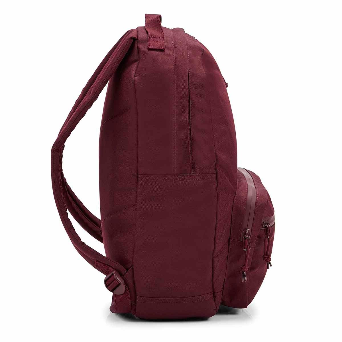 Unisex The GO dark sangria backpack