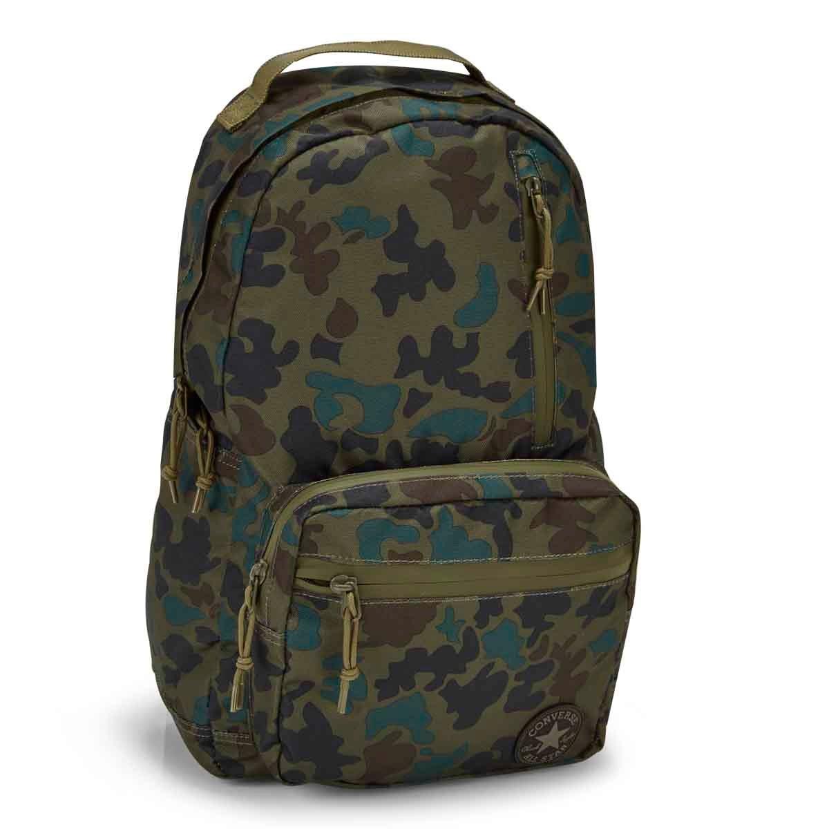 Men's POLY GO hodgeman camo backpack